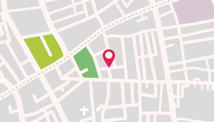 Mapa de ubicación Óptica de Occidente